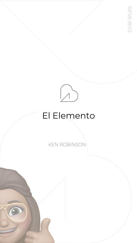 El elemento - Ken Robinson - Libros recomendados