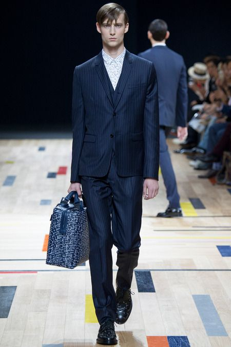 Dior Homme   Spring 2015 Menswear Collection