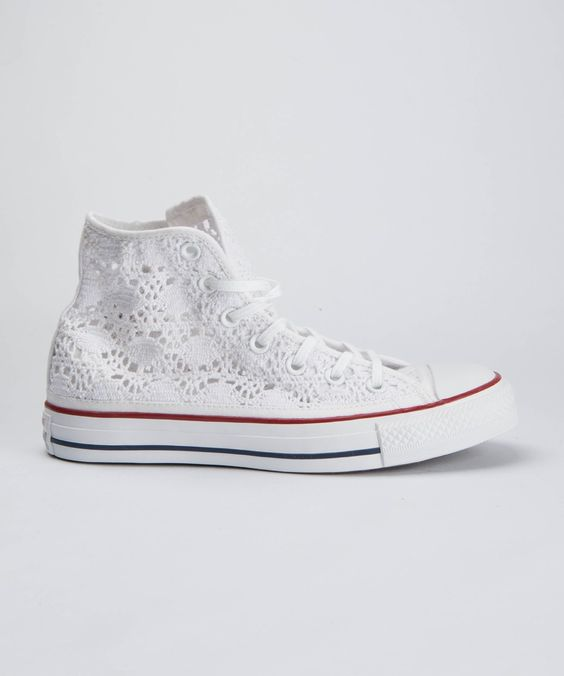 Converse All Star Ct Specialty Hi Optic White