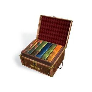 Set de libros harry potter edición coleccionista