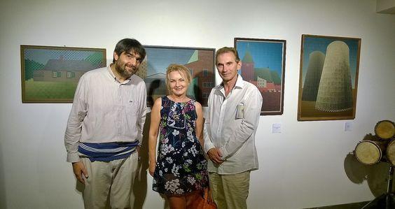 Wystawa Ryszarda Lecha - kolekcja Zbigniewa Janasika