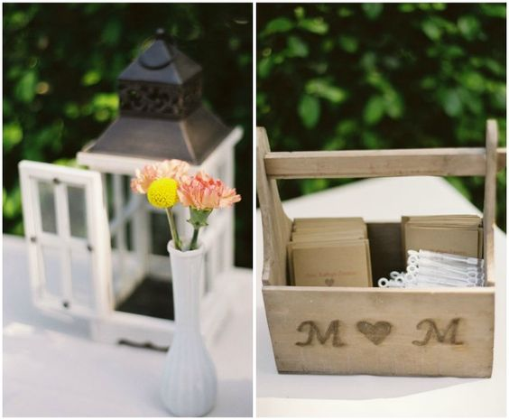 our wedding: DIY and Details