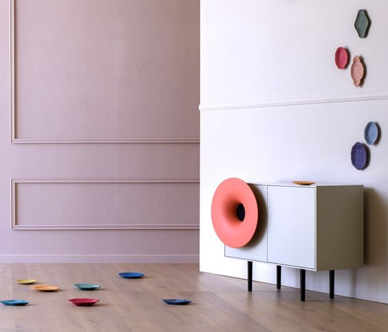 The Musikbox Media Cabinet By Werner Aisslinger | Media Cabinet, Minimalist  Design And Minimalist Pictures