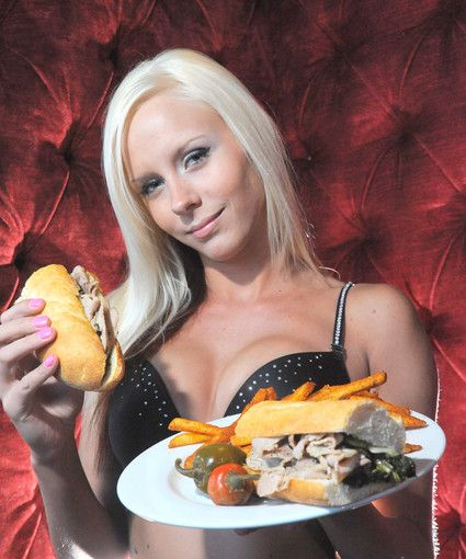 The food at several Baltimore strip clubs is surprisingly delicious. And that's the naked truth.