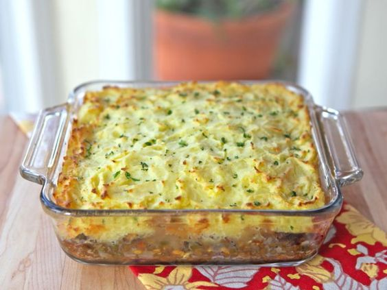 ... Pie | Vegetarian/Vegan | Pinterest | Vegetarian Shepherds Pie, Pies