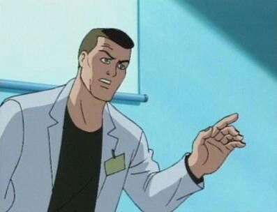 Spider-Man: The Animated Series - Dr. Curt Connors/The Lizard
