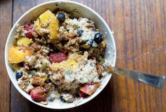 3 recepta za zdrav doručak u krevetu - Ovsene pahuljice ...