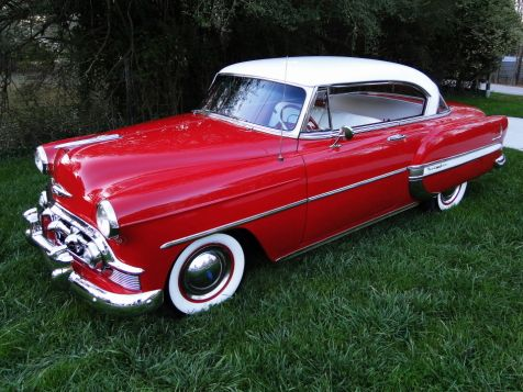 1953 chevrolet bel air 2 door hardtop for sale hemmings for 1953 belair 2 door