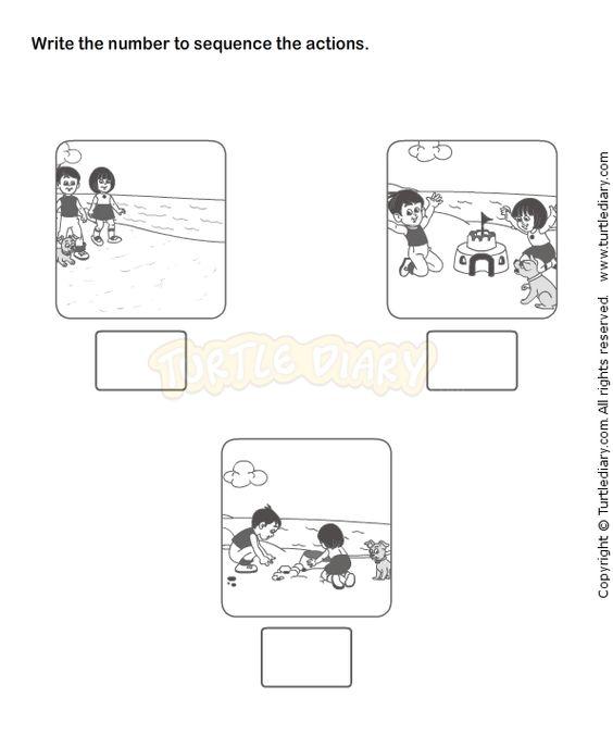 picture sequence worksheet 20 esl efl worksheets kindergarten worksheets pattern. Black Bedroom Furniture Sets. Home Design Ideas