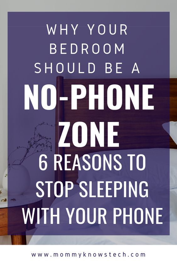 Want to be healthier, sleep better, and improve your family relationships? Try instituting a no-phones-in-the-bedroom rule. Find out how much better off you and your family will be when you stop sleeping with your phone.