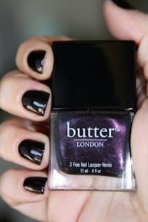 butter LONDON's Branwen's Feather