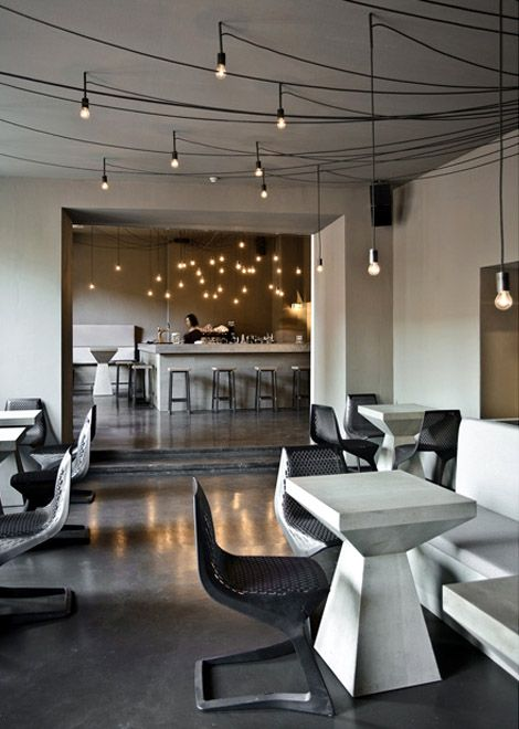 paul lincke ufer in berlin such a simple and gorgeous restaurant commercial pinterest. Black Bedroom Furniture Sets. Home Design Ideas