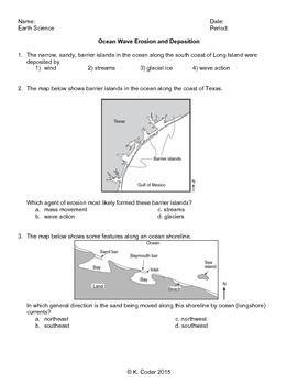Ocean Waves Worksheet - Synhoff