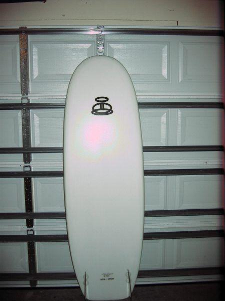 Deck (elegant white)