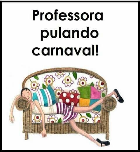 Teacher at Carnival...