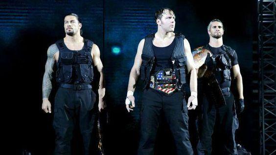 The shield: Sethrollins Roman, Rollins Ambrose Reigns, Shield Wwe, Shield Sethrollins, Reigns Dean, Dean Ambrose, Rollins Reigns, Roman Dean