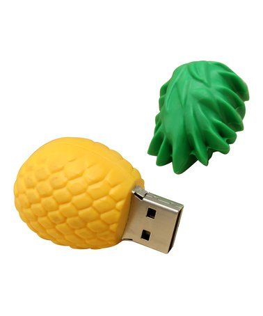 This Pineapple 16GB USB Flash Drive is perfect! #stockingstuffer