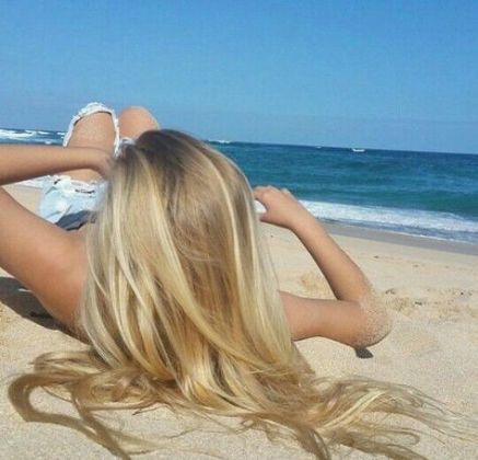 tips for healthier hair: let your hair down