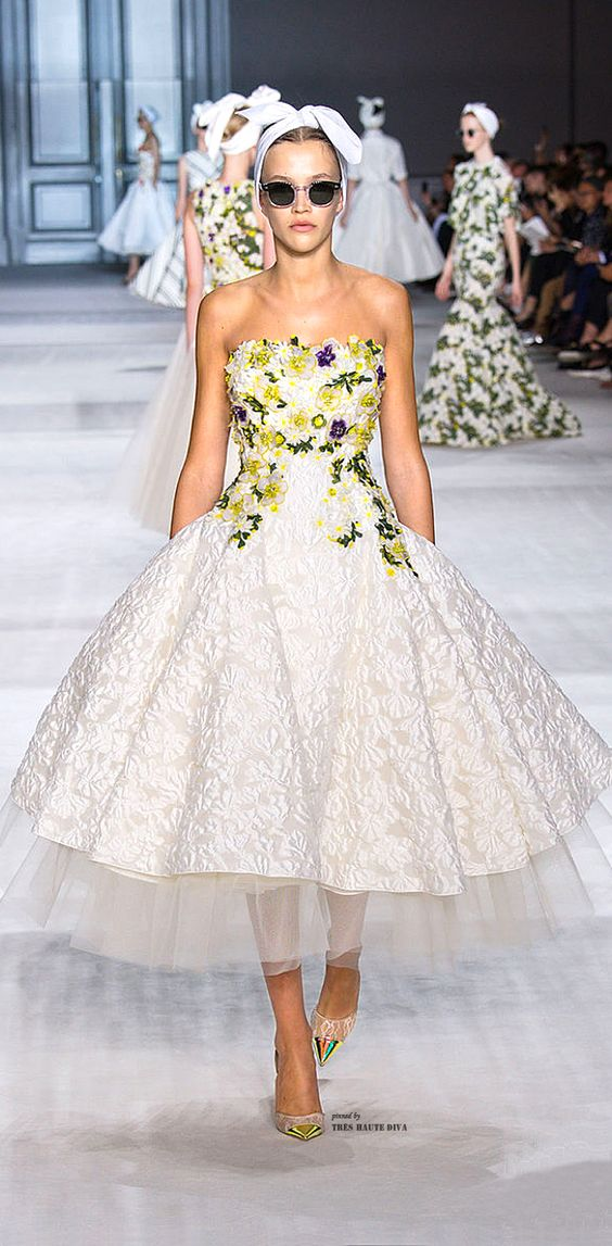 Giambattista Valli Haute Couture Fall/Winter 2014-15