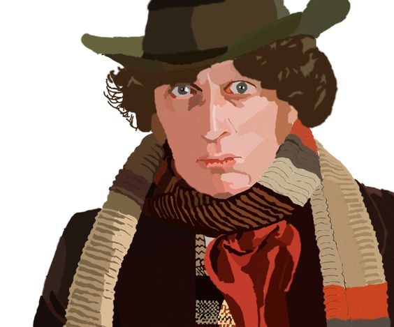 Tom Baker by puppetgirl247.deviantart.com on @deviantART