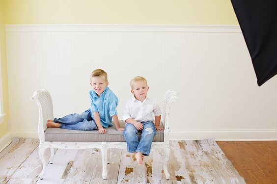 lighting for kids portraits