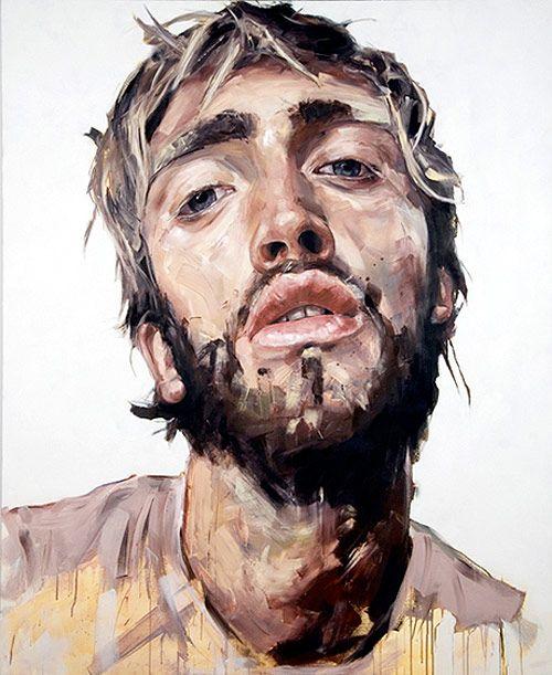 Paintings by Nick Lepard