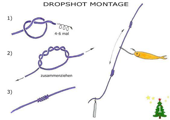 Montage drop shot recherche google drop shot for Carolina rig fishing