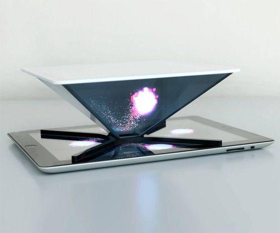 HOLHO - Smartphone Hologram Generator   DudeIWantThat.com