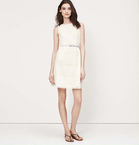 Scallop Cotton Eyelet Dress  Pinterest  Jasmine Summer dresses ...