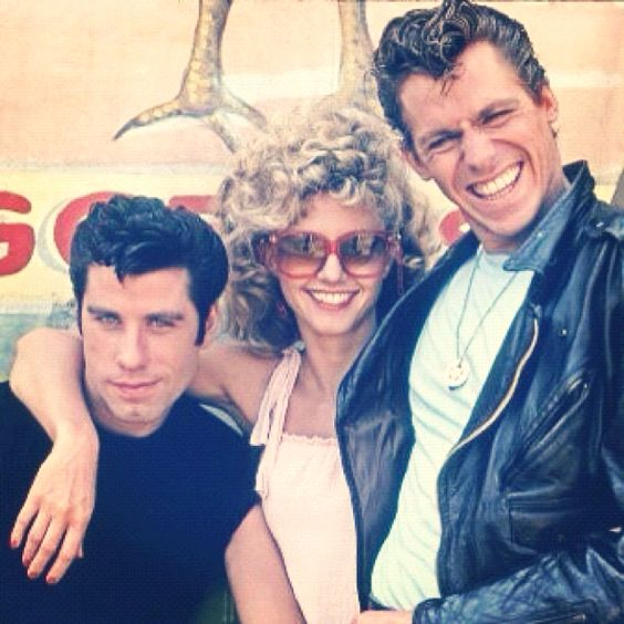 Love this so much. Grease!!!