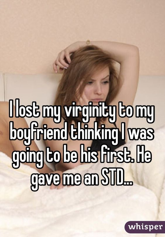 I Lost My Virginity To My Friend