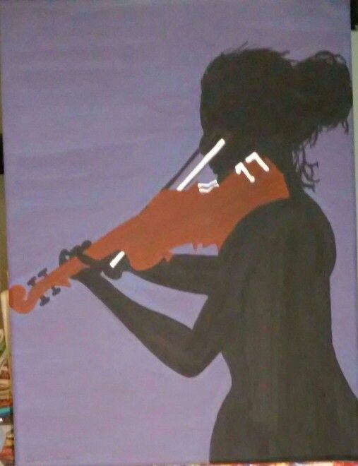 Child violinest