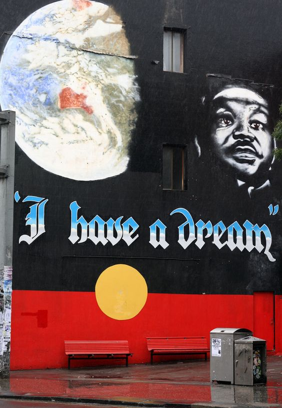 Australia snapshot: Newtown in Sydney - street art and great eats!: