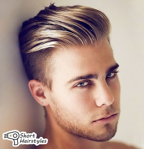 Trendy Haircuts For Men 2015