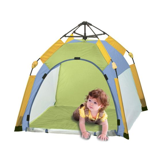 Pacific Play Tents One Touch Lil Nursery Tent - Green