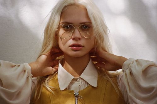 """somerollingstone: """"Delilah Parillo by Henrik Purienne for Stoned Immaculate the Label """"California Dreamin'"""" Lookbook """""""