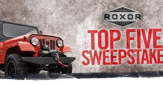 Prize A 2019 Roxor Off Road Vehicle Arv Msrp Of Base Model Is