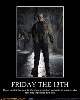 Friday the 13th | Fun Stuff | Pinterest | Happy friday the ...