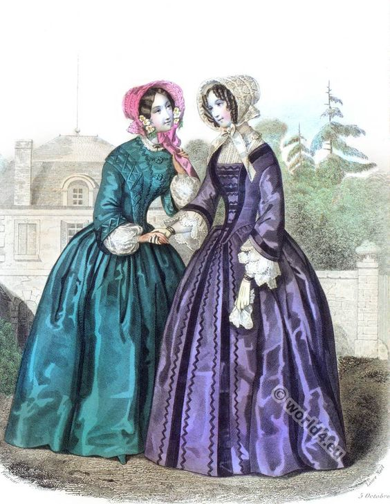 May 1850, La Mode: