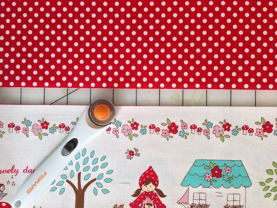 a Little Red giveaway + quilt tutorial (giveaway is now closed) - alittlesweetness