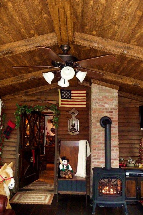 Wood Beam Ceiling Ideas