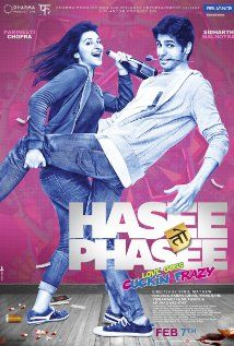 Hasee Toh Phasee (2014) Nikhil is re-introduced to Meeta nearly ten years after their first meeting. Now, as Nikhil has one week to prove himself worth enough to marry Meeta's sister Karishma, the old acquaintances become quite close to each other. [seen! it`a a funny romcom. The 2 leads portray a special chemistry that will leave you glued to your seat] 6.8/10