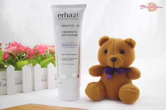 di apotik Erha kita bisa beli Body Lotion Truwhite Activator Erha21 (produk OTC Erha), buat reviewnya click the picture