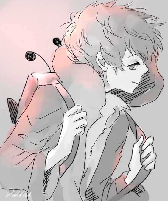 Zankyou no Terror, fan art: Twelve