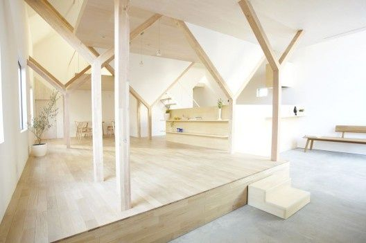 House H. Hiroyuki Shinozaki Architects.