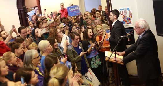 Sanders Presses McConnell to Save Coal Miners' Pensions - Bernie Sanders