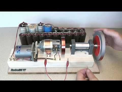 Pin On Motor Magnetico Y Otros