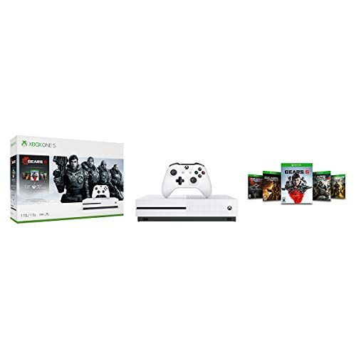 Xbox One S 1tb Console Gears 5 Bundle Now 199 Was 299 99 Black Friday Price Xbox One S Xbox One S 1tb Xbox One