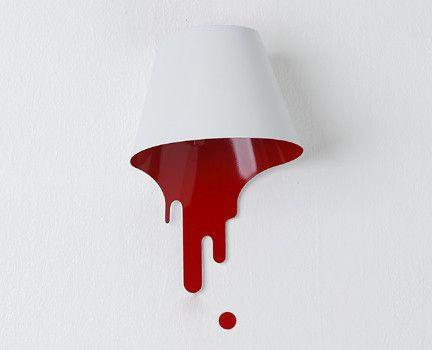 Liquid Lamp by Kouichi Okamoto for Kyouei contemporary wall sconces