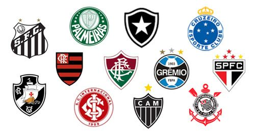 Os Melhores Times Brasileiros: Entendendo a Paixão Brasileira por Futebol |  Times brasileiros, Times de futebol, Equipe de remo